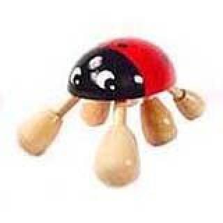 Ladybug Hand Massager