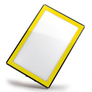 LED Light Panel     Small- Color: Yellow