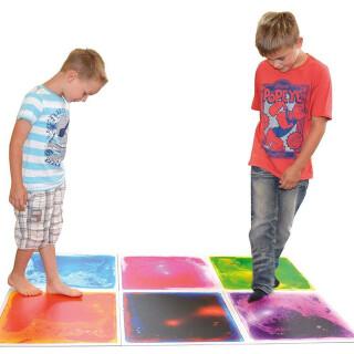 6 Squidgy Floor Tiles