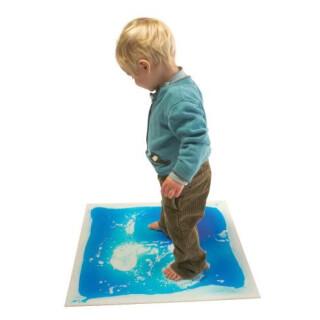 Tactile Squidgy Floor Tiles  Set 4