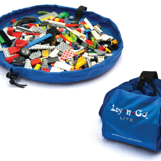 Lay N Go Large Blue - LIMITED SUPPLY