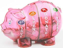 Money Savvy Pig-Pink