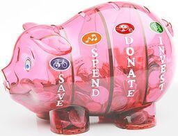 Money Savvy Pig-Pink
