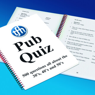 Pub Quiz - Story Telling Special Needs Toy