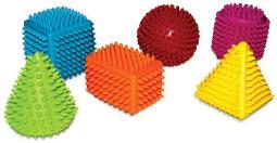 Sensory Shapes Set of 6