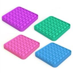 Square Pop Fidget Toy