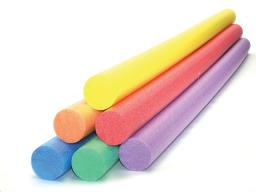 Pool Noodle, Solid and Thin