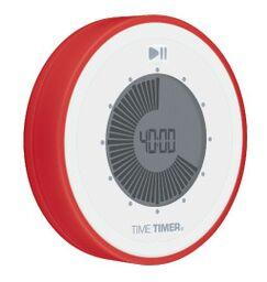Twistable Visual Electronic Countdown Timer - Magnetic Back