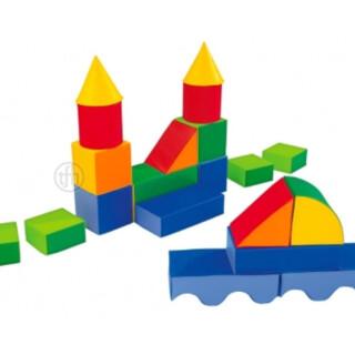 Soft Play, Foam Building Blocks