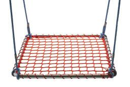 Light Platform Netted Swing Seat