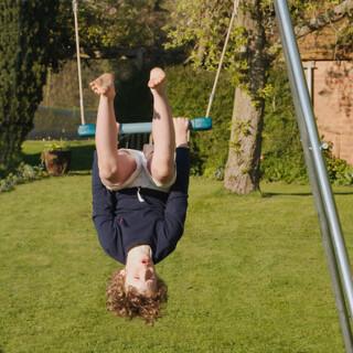 Trapeze Bar Swing