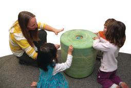 Chalk Spinner Game