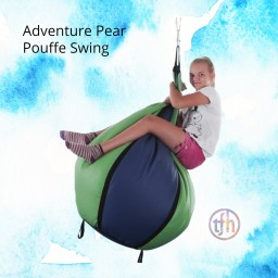 Adventure Pear Beanbag Swing
