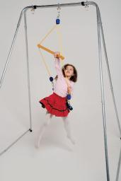 Double Trapeze Swing