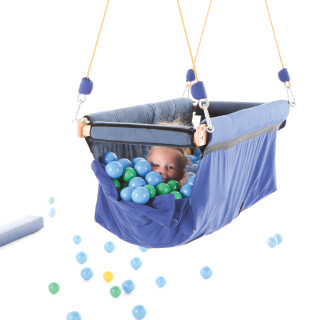 Suspended Ball Pit Sensory Toy