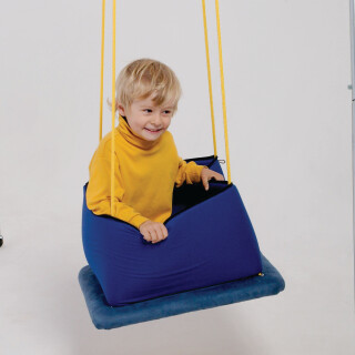 Small Platform With Padded Walls - Indoor Swing