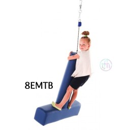 Suspended Padded T-Bar Swing
