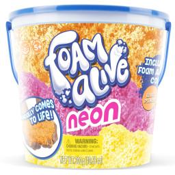 Foam Alive™ Neon