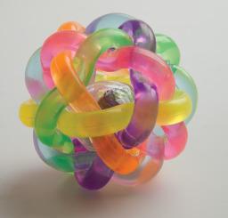 Flashing Colours Orbit Ball