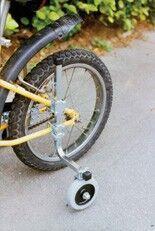 Big Bicycle Training Wheels