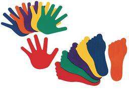 Hands & Feet Play Markers