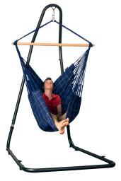 Hammock Chair Stand Mediterraneo