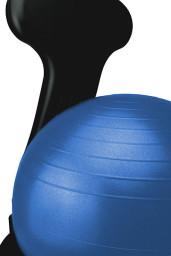 Ball Chair Large -  Blue Ball