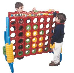 Mega 4 in a Row - Inclusive Sensory Toy