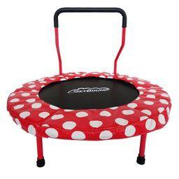 Mini Trampoline-Red  LIMITED SUPPLY