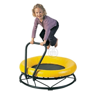 Mini Padded Trampoline