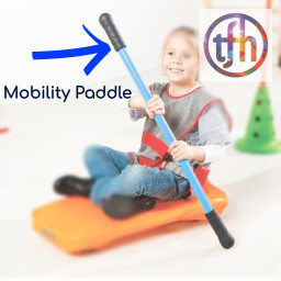 Scooter Board Mobility Paddle
