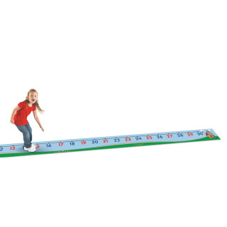 Number Line Floor Mat-LIMITED SUPPLY