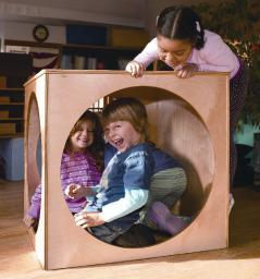 Privacy Play House Cube