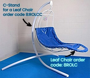 C-Stand for Leaf Chair
