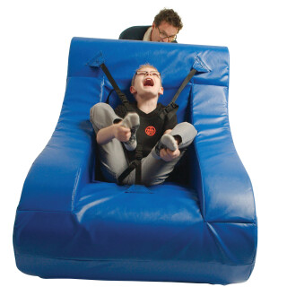 Strapped Rocker (pictured)