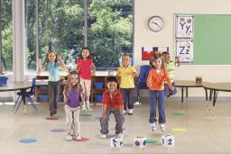 Ready, Set, Move - Classroom Mobility Activity Set