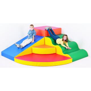 School Age Corner Colossus - Softplay Sensory Toy