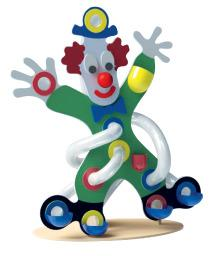 Clown Ball Run