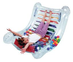 Sensarock - Inflatable Rocking Chair