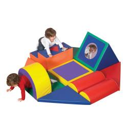 Shape & Play Obstacle Course