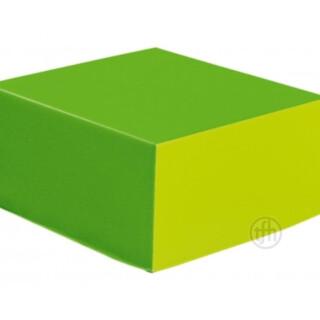 Softplay Half Cube Block