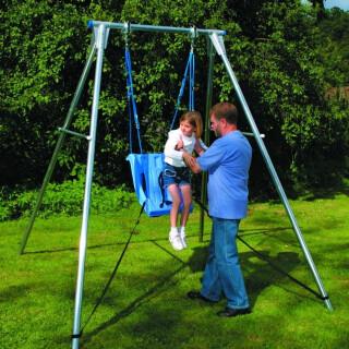 Swing Seat Retention Straps - For Single Swing Frames