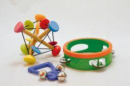 Arch Kit - Reaching Sensory Toy