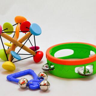 Arch Kit - Reaching Sensory Toy