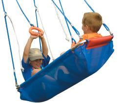 Therapy Swing, Standard Boat Coracle