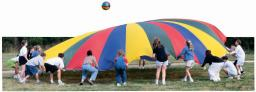 Giant Parachute - Inclusive Sensory Toy