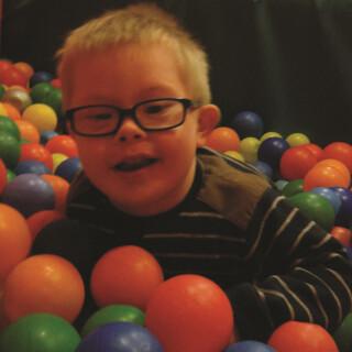 Set of 50 Balls - Body Sensitive Sensory Toy