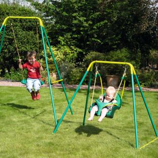 Lightweight Swing Frame