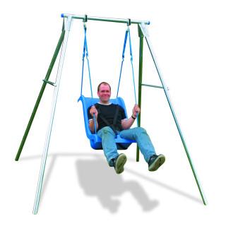 Single Swing Frame - EN1176 Certified