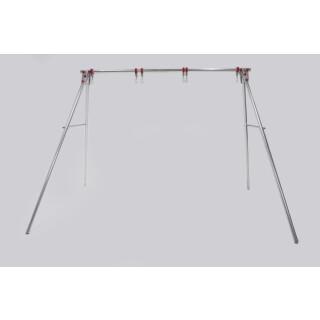 Galvanized Steel Swing Frame - Treble